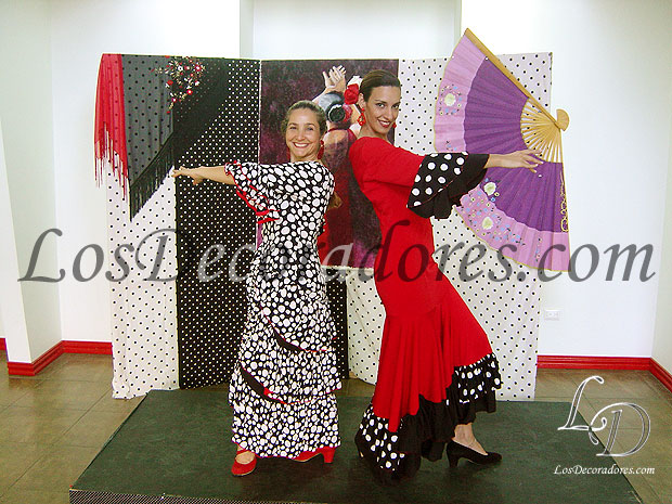 Poses de Baile Flamenco