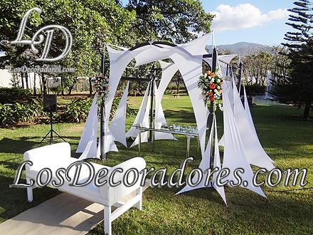 Decoraciones en campo lago preparado por losdecoradores for Bodas en el campo decoracion